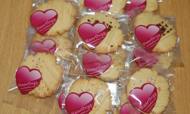 Heartbizz Cookie Promotions