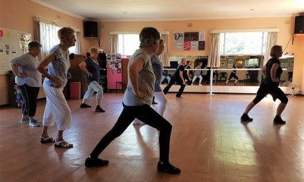Energy boosting Dancercise classes
