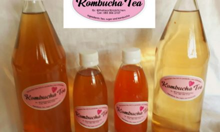 Heartbizz Kitchen Kombucha Tea