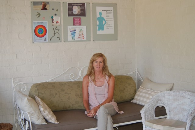"An interview with Viv about the wonderful results of the ""Finding the Stillness Within"" Programme"