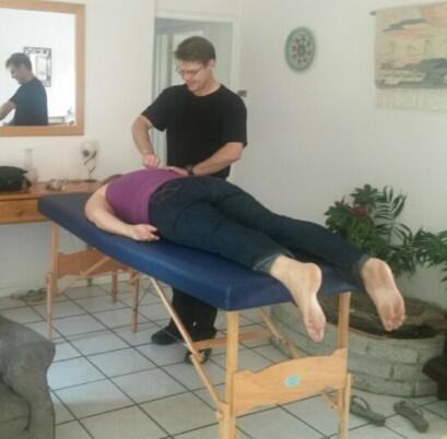 My Horror in Radloff – Body Stress Release to the Rescue