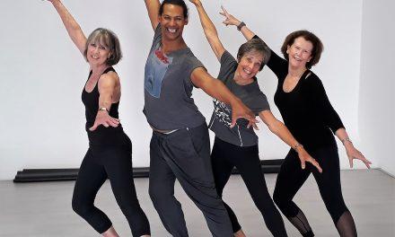 Dance with Nigel Lucas