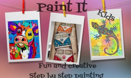 Paint It Workshops – celebrate the year end with us