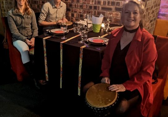 Gold – An Immersive African Experience